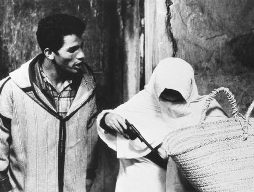 La battaglia di Algeri movies in Italy