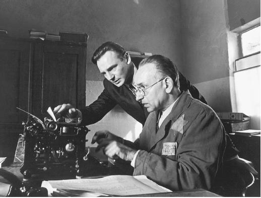 iListen and Schindler's List