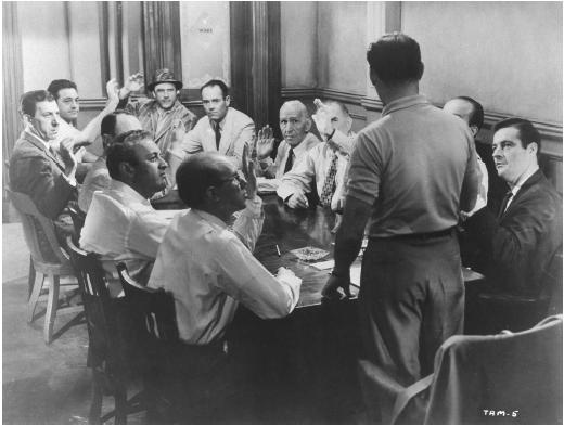 "twelve angry men plot It also contains information about the plot and setting use this to  the  characters and motivations of ""twelve angry men: a viewer's guide."