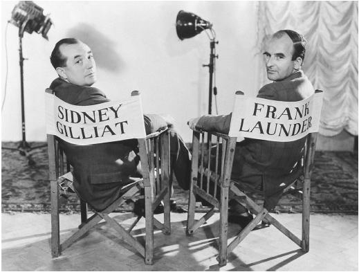 Sidney Gilliat and Frank Launder