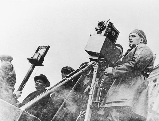 the soviet life in dziga vertovs man with a movie camera One of the works that documentary film pioneer dziga vertov shot in the beginning a new life in ukrainian dziga dziga vertov: man with a movie camera.