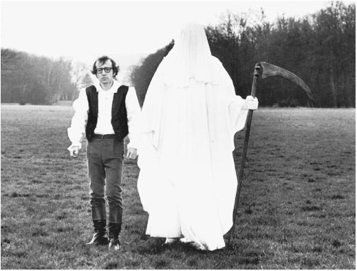Woody Allen in Love and Death