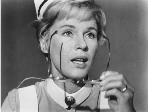 Bibi Andersson - Actor...