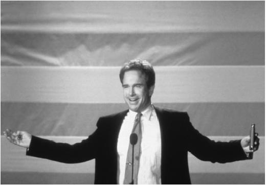 Warren Beatty in Bulworth