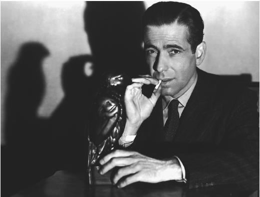 Humphrey Bogart in The Maltese Falcon