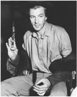Gary Cooper in The Plainsman