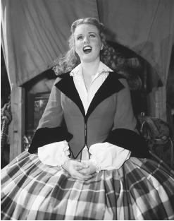 Deanna Durbin in Can't Help Singing