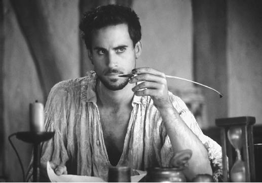 Joseph Fiennes as Will Shakespeare
