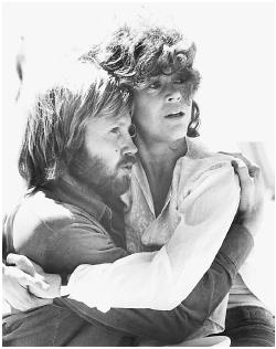 Jon Voight with Jane Fonda in Coming Home