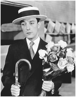 Buster Keaton in Doughboys