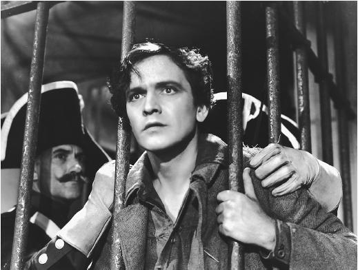 Fredric March in Les Misérables