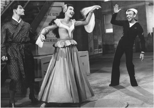 Ann Miller in Kiss Me Kate