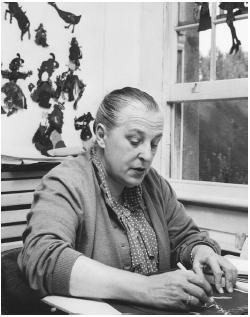 Biografia Lotte Reiniger Biography Wikipedia Indonesia Biografi - Pioneer of Silhouette Animation